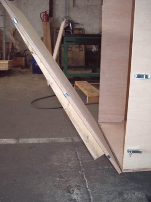 cajas de madera embalaje industrial