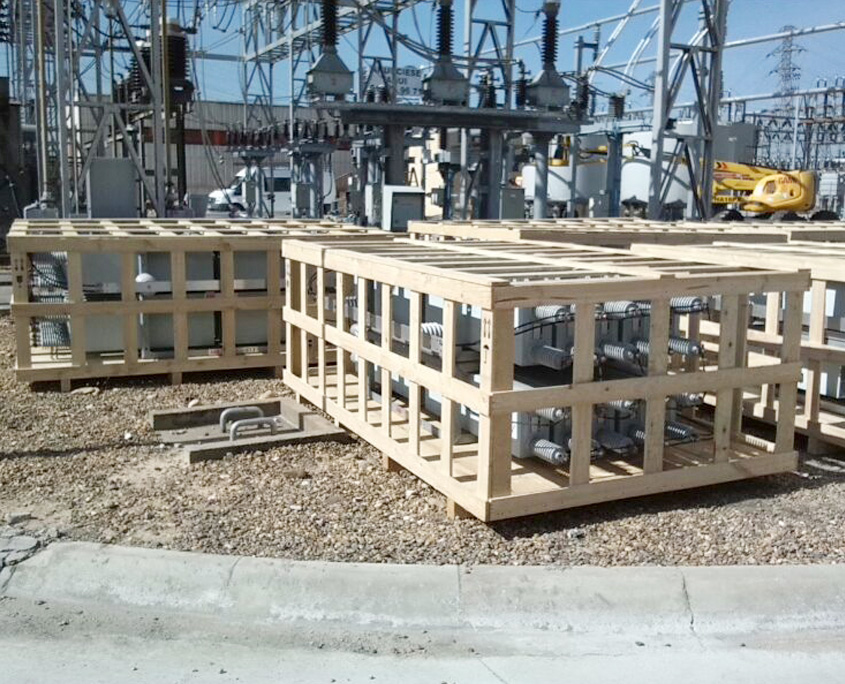 embalaje de generadores eléctricos