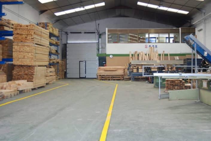 Fábrica de Palets