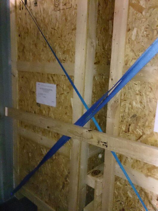 trincaje cajas de madera marítimos