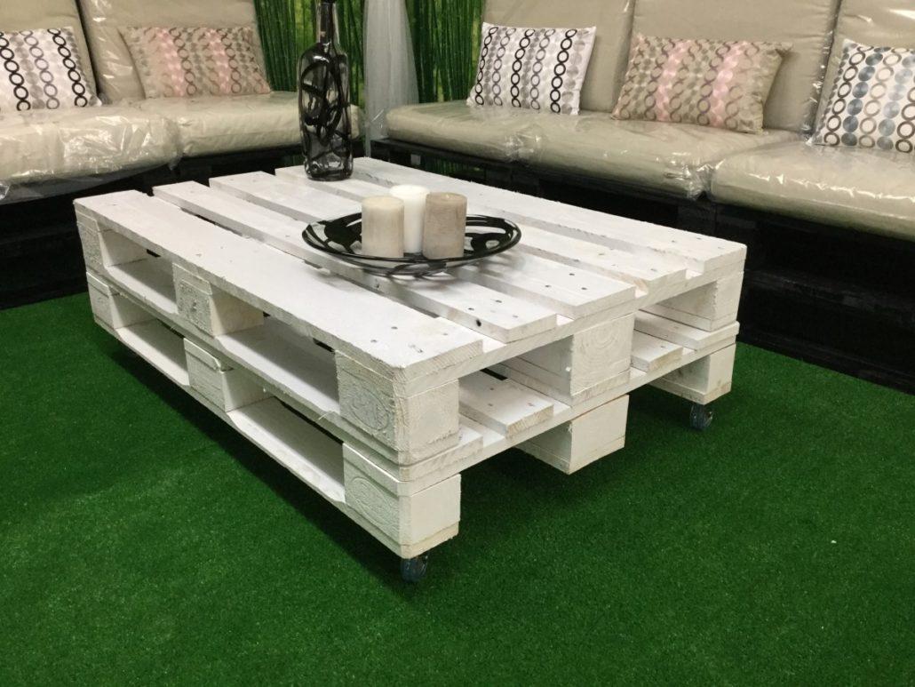Venta de muebles hechos con palets embalajes nicol s - Comprar muebles de palets ...