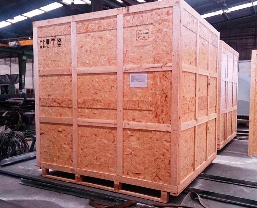 Embalaje para Exportación