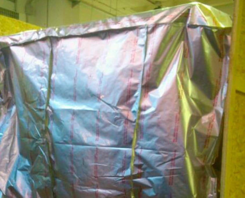 bolsas aluminio termosellable