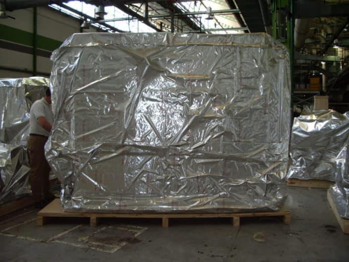 embalajes de aluminio
