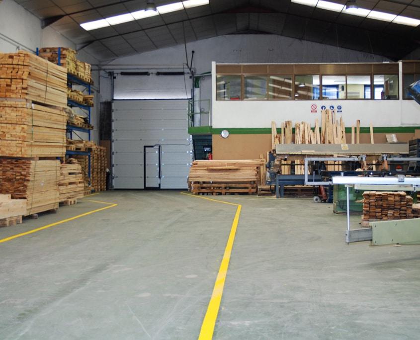 fabrica de palets
