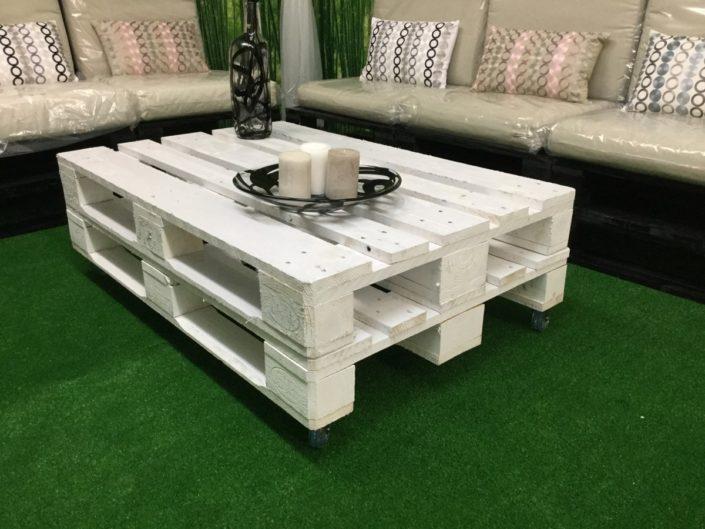 mesas de palets