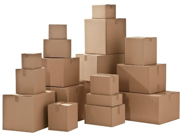 embalaje cajas