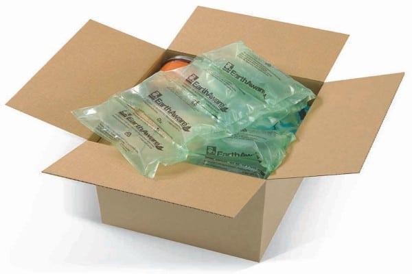 relleno de bolsas de aire para embalaje