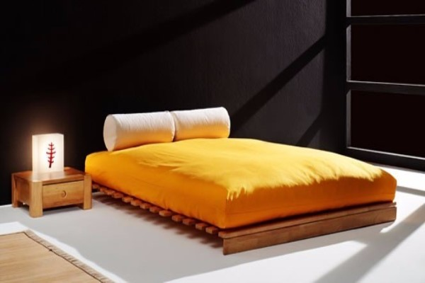 cama palets tatami